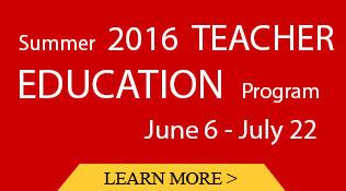 summer-teacher-eduacation-program